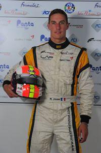 Maxime Jousse (FRA), Dallara F308 FTP 420 CIF3,BVM Srl